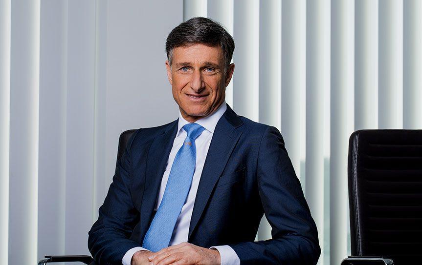 Viktor Edelmann, Geschäftsführender Gesellschafter der dgpar GmbH